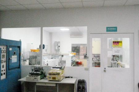 Laboratoire à température ambiante