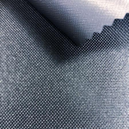 Tissu soudable de stratification de PVC de 100 % de polyester 600D - Tissu soudable 100% polyester 600 deniers PVC laminage.