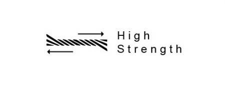 Tissu haute résistance