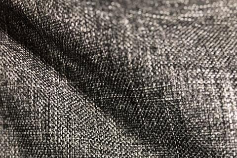Tissu teint dans la masse