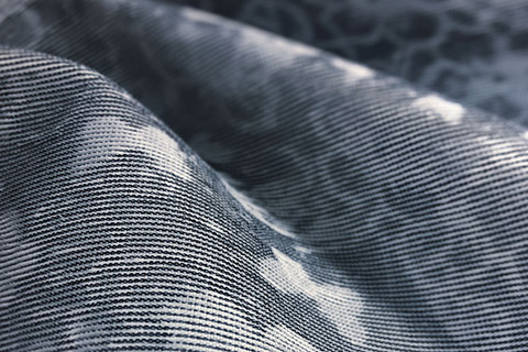 閃爍3D立體紋路布料