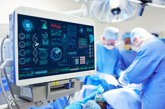 AMT 터치 스크린 의료 애플리케이션