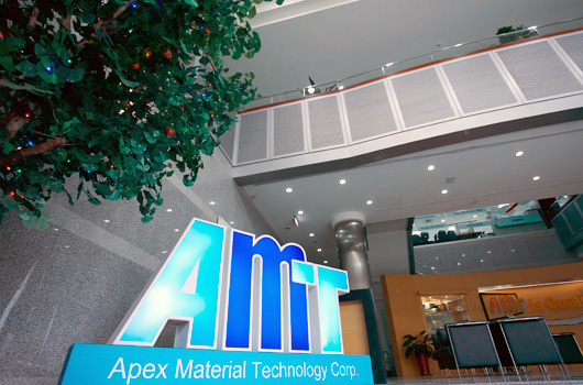 Штаб-квартира AMT в Тайване