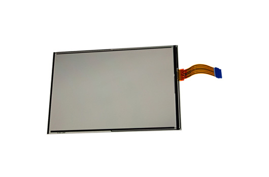 Low Reflective Resistive Touch Screen