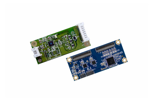 投射式电容和电阻式触控控制器规格书