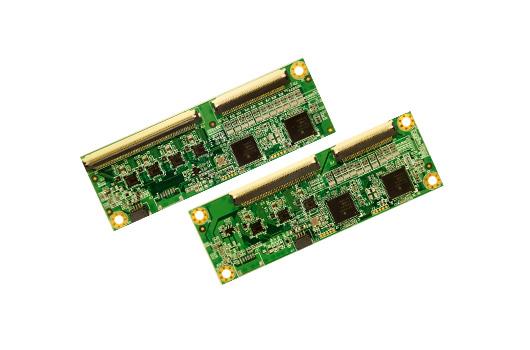 Техническое описание проектируемых емкостных контроллеров сенсорного экрана