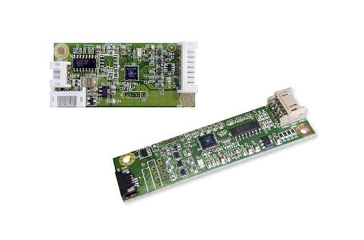 Resistive Touch Screen Control Board Datasheet