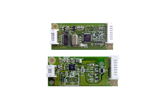 Resistive Touch Screen Control Board Use Guide
