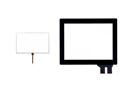 Стандартный рисунок сенсорного экрана