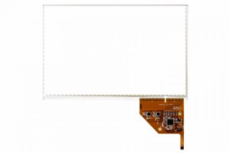 AMT projected capacitive touch screen COF