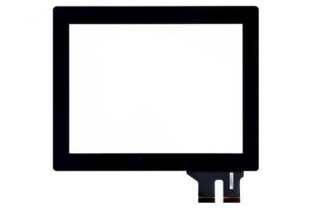 Прогнозируемый емкостный сенсорный экран - Проекционный емкостный сенсорный экран AMT FPC-tail