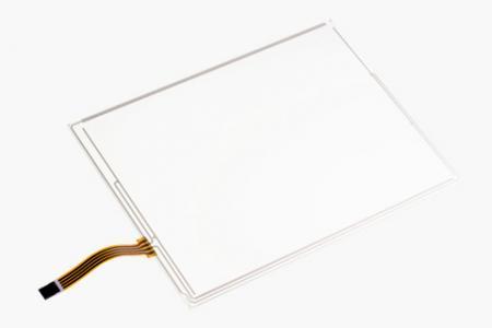 表面玻璃电阻式触控面板 - 表面玻璃电阻式触控面板