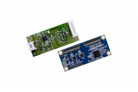 PenMount 觸控控制器規格書 - 投射式電容和電阻式觸控控制器規格書