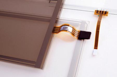 Panoramica dei prodotti standard AMT - Standard PCAP e touch screen resistivo.