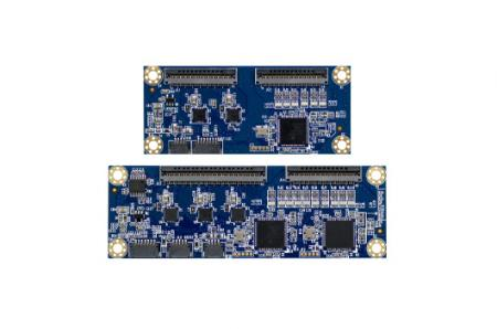 PenMount 投射式电容触控控制器规格书(有MOQ 限制) - 投射式电容触控控制器