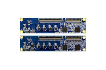 Направляющие для проецируемого емкостного сенсорного экрана PenMount - Проектируемые контроллеры емкостного сенсорного экрана Руководство пользователя