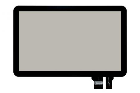 Проецируемый емкостный сенсорный экран с низким коэффициентом отражения - Проекционный емкостный сенсорный экран для установки вне помещений