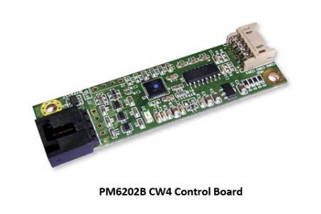 PM6202B CW4 Control Board