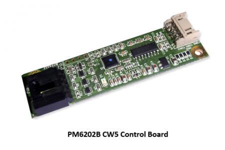 PM6202B CW5 Control Board