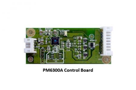 电阻式触控控制板USB介面 - PM6300A 电阻式控制板