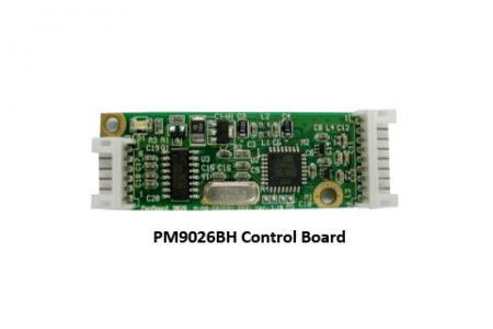 Плата управления резистивным сенсорным экраном Интерфейс RS-232 - Плата управления PM9026BH