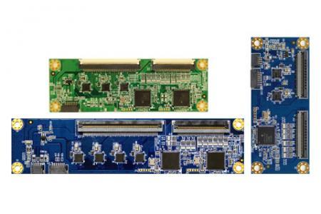 Проектируемые контроллеры емкостного сенсорного экрана - Проектируемые контроллеры емкостного сенсорного экрана