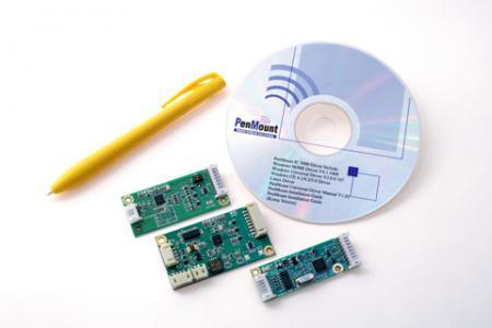 电阻式触控控制器&驱动程式 - 电阻式触控控制器常见问题