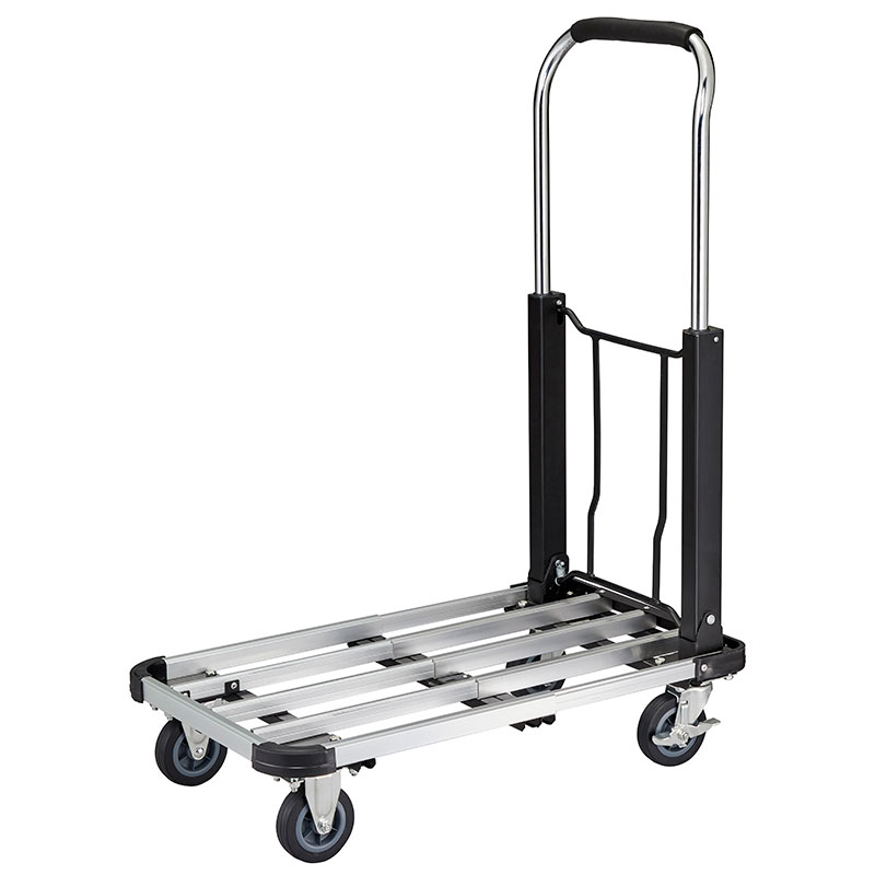 Production lead time of platform cart is averagely 50-60 days