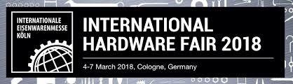 2018 International Hardware Fair, Cologne