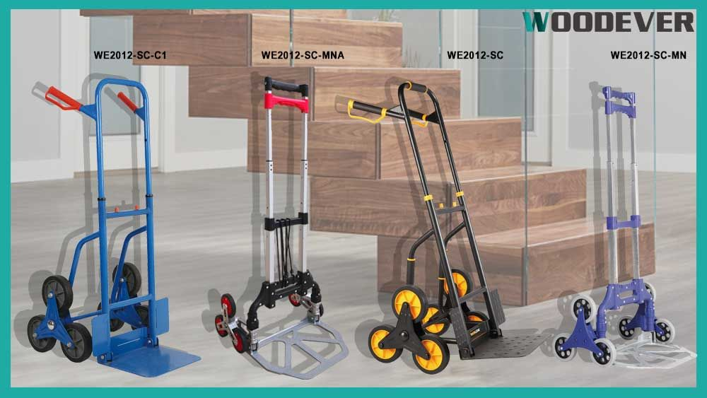 New Category - Stair Climbing Hand Truck