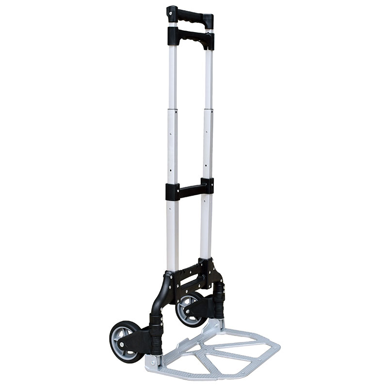 We manufacture tens of thousands hand trolley annually.