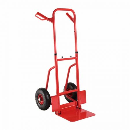 Welded Industrial Steel Hand Truck (Loading 200 kg) - Welded Industrial Steel Hand Truck Loading 200 kg