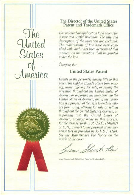 2 in 1 Step Ladder & Cart USA patent