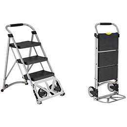 多功能二合一樓梯推車