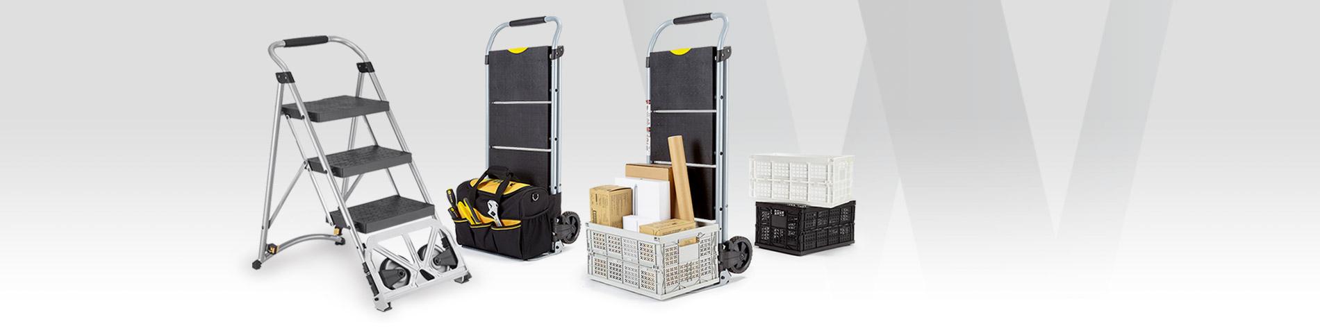 Multifunctioneel Ladder & Kar