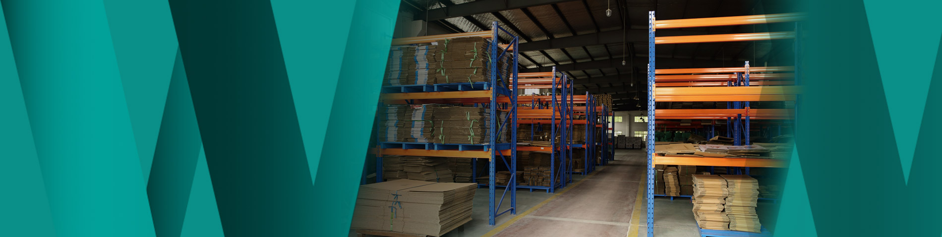 Systematic and Organized Warehouse