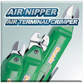 Air Nipper / Crimper