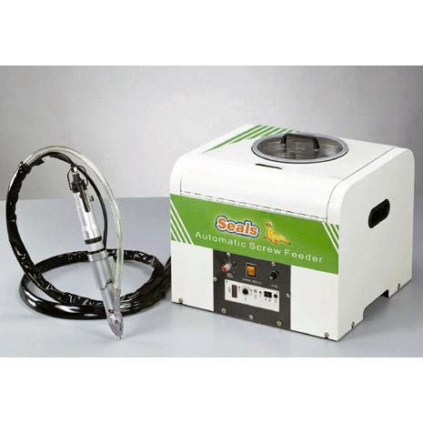 Вибрационная чаша Тип автоматического винтового питателя - Автоматический винтовой питатель типа вибрационной чаши (модель: CM-501) (громкость : M3 x 15 2000 штук) (производительность : 50 штук / мин)