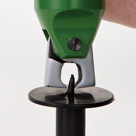 Tronchese ad aria per il taglio della plastica - Angolo verticale - Tronchese ad aria per taglio resina ( angolo verticale )