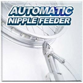 Allacciatrice automatica per ruote - Allacciatrice automatica per ruote / Alimentatore automatico per capezzoli