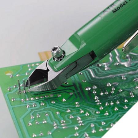 Air Nipper Blade - Cutting Blade and Crimping, Pressing Pinza