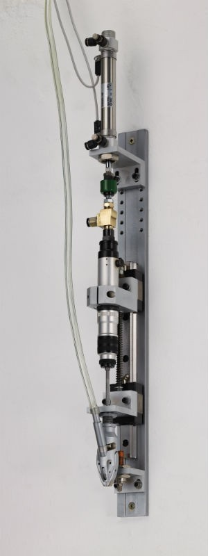 Modulo di alimentazione automatica della vite a mandrino di un cilindro - Modulo di alimentazione a vite automatico tipo mandrino da un cilindro (modello: CM-100L)