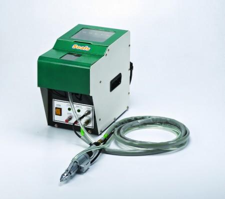Coclea automatica con set di cacciaviti telescopici - Coclea automatica con design ad attivazione a leva (modello: CM-40T) (volume: M3 x 15 2000 pezzi) (capacità: 30 pezzi/min)