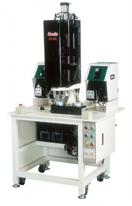 Macchina automatica per alimentazione e fissaggio a vite multimandrino - Fissare l'attrezzatura del cilindro della corsa (modello: TM-6)