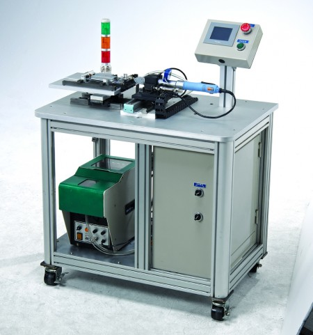 Programmable VGA, DVI Card Automatic Screw Feeder Machine - Programmable VGA, DVI Card Automatic Screw Feeder Machine(Model:CM-40AUT)(Capacity:30 pcs/min)(Suitable for VGA, DVI and other interfaces)