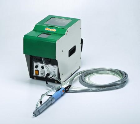 Coclea automatica con design a leva - Coclea automatica con design ad attivazione a leva (modello: CM-40T) (volume: M3 x 15 2000 pezzi) (capacità: 30 pezzi/min)