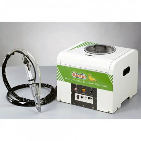 Alimentatore automatico a coclea a vibrazione