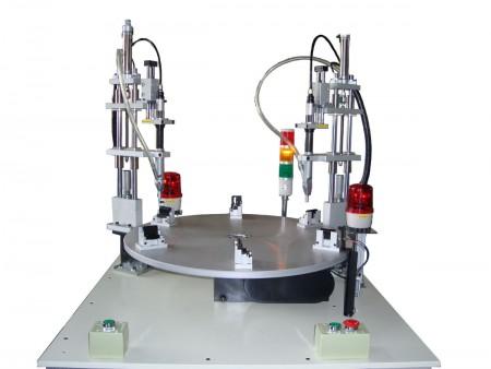 Sistema di fissaggio automatico dell'alimentatore a vite della tabella indice - Sistema di fissaggio automatico dell'alimentatore a vite della tabella indice (modello: CM-INDEX)