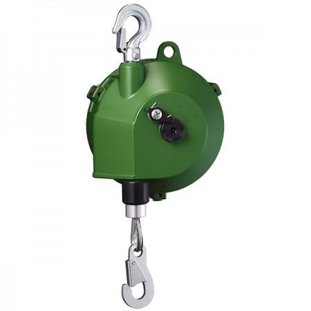 Strumento di sospensione a molla di bilanciamento, 5 kg ~ 9 kg, a gravità zero - Strumento di sospensione a molla di bilanciamento (modello: SB-9K) (capacità: 5 kg-9 kg)