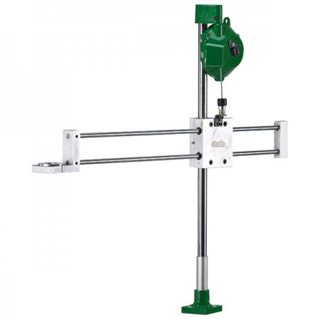Braccio lineare di coppia (corsa orizzontale 594 mm) - Sistema di fissaggio multi-drive con braccio di reazione alla coppia (modello: TR-650M)